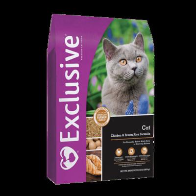 Exclusive Cat