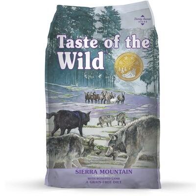 Taste Of The Wild | Sierra Mountain Formula