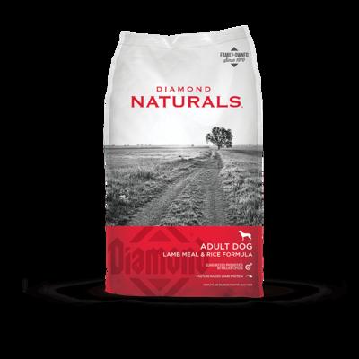 Diamond Naturals Lamb and Rice