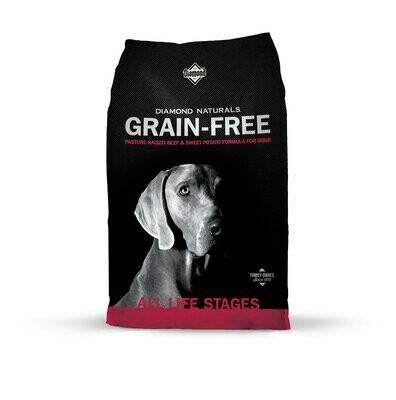 Diamond Natural | Grain-Free | Beef & Sweet Potato Dog Food
