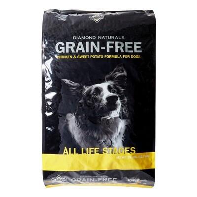 Diamond Natural | Grain-Free | Chicken & Sweet Potato Dog Food