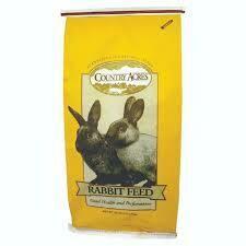 Country Acres Rabbit Food