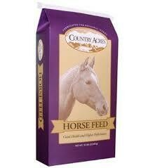 Country Acres Horse Sweet Feed 12%