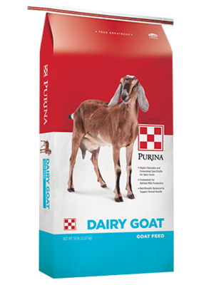 Purina Noble Goat Dairy Pellet