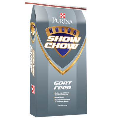 Show goat - Commotion 16.5% semi textured