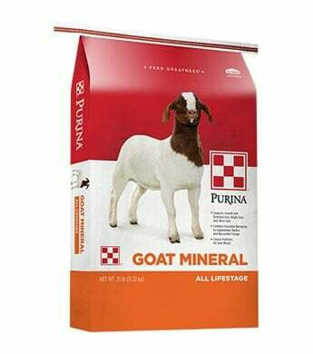 Purina Goat Mineral
