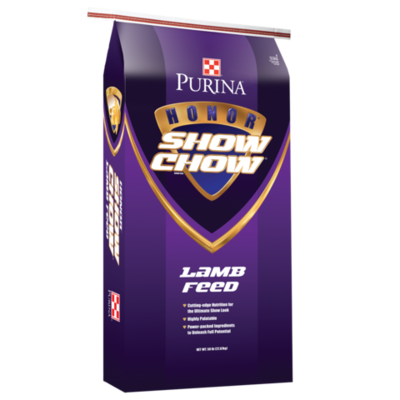 Honor Showlamb Textured