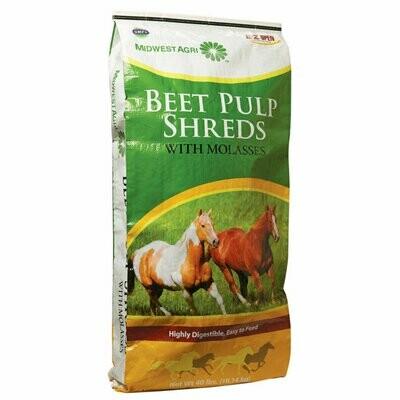 Beet Pulp 40lb With Molasses