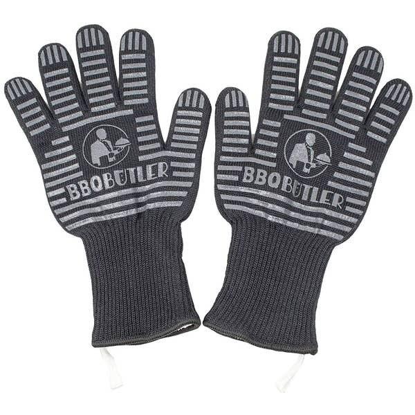 Black Fabric Glove