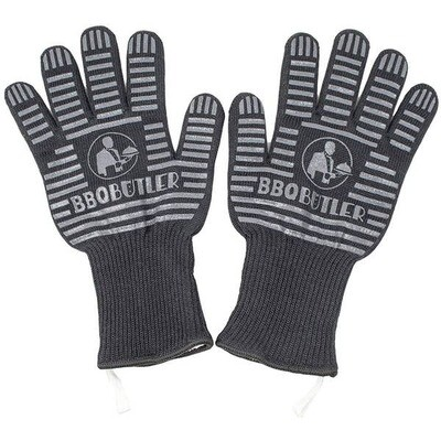 Black Fabric Glove
