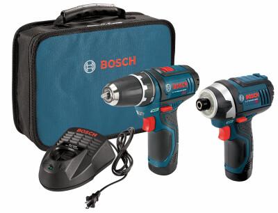 Bosch 12V Drill/Driver Kit