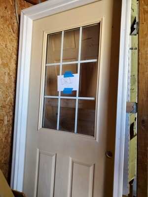 Door | Exterior | 3'0