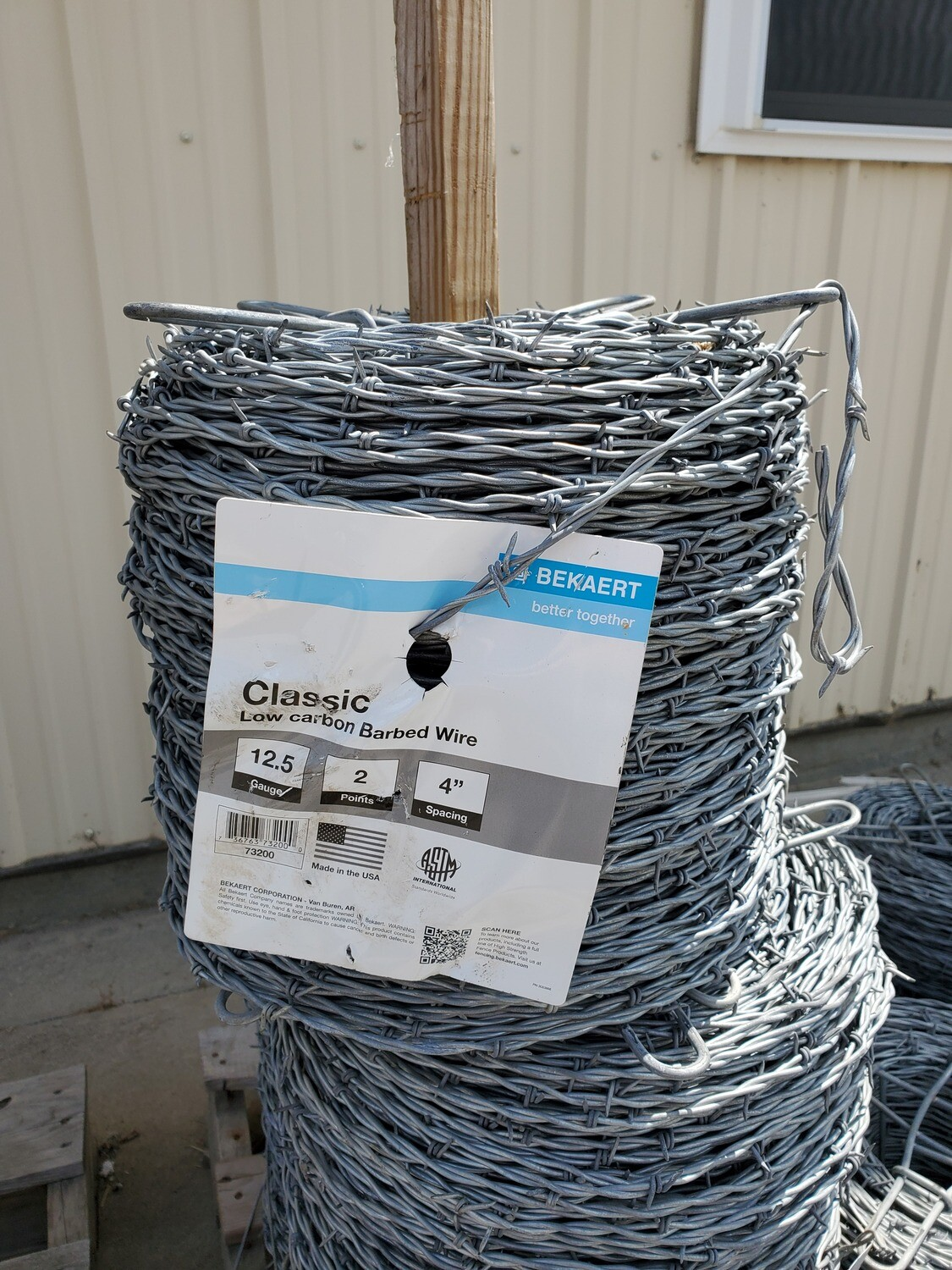 2PT Barb Wire