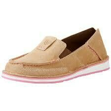 Women's Cruiser Taupe and Pink Size 6