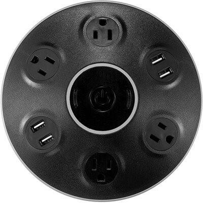 4Outlet USB Surge Protector