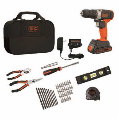50PC 20V Drill Tool Set