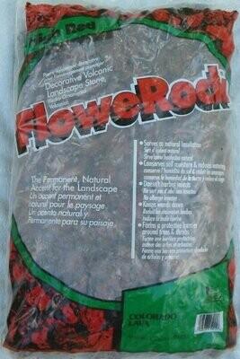 Red Lava Rock | .5 CU FT Bag