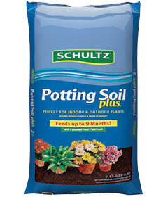 Shultz Potting Soil   2 CT FT Bag