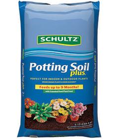 Shultz Potting Soil | 2 CT FT Bag