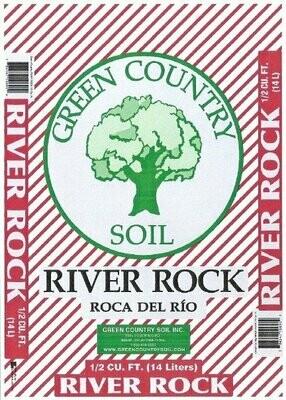 River Rock | .5 CU FT Bag