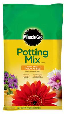 Miracle-Grow Potting Mix | 1 CU FT Bag