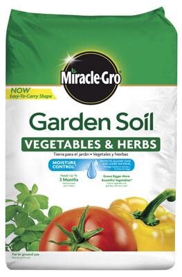 Miracle-Grow Garden Soil Moisture Control | 1.5 CU FT Bag