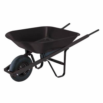 Wheelbarrow (Steel) | 4 CU FT