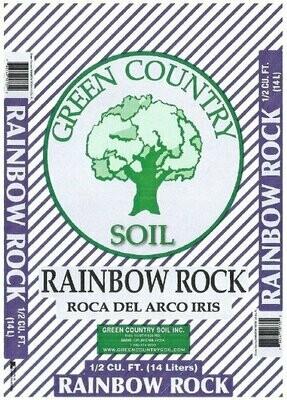 Rainbow Rock | .5 CU FT Bag
