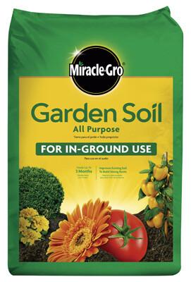 Miracle-Grow Garden Soil | 1 CU FT Bag