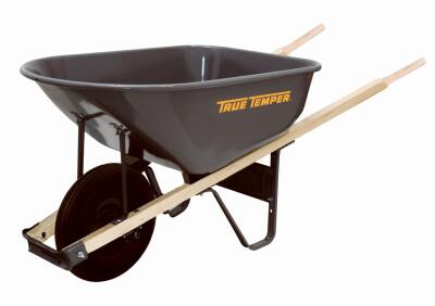 Wheelbarrow (Professional Steel) | 6 CU FT