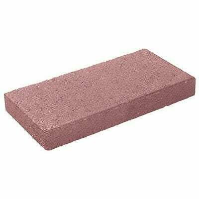 Patio Block 2x8x16 | Red