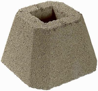 Concrete Deck Block