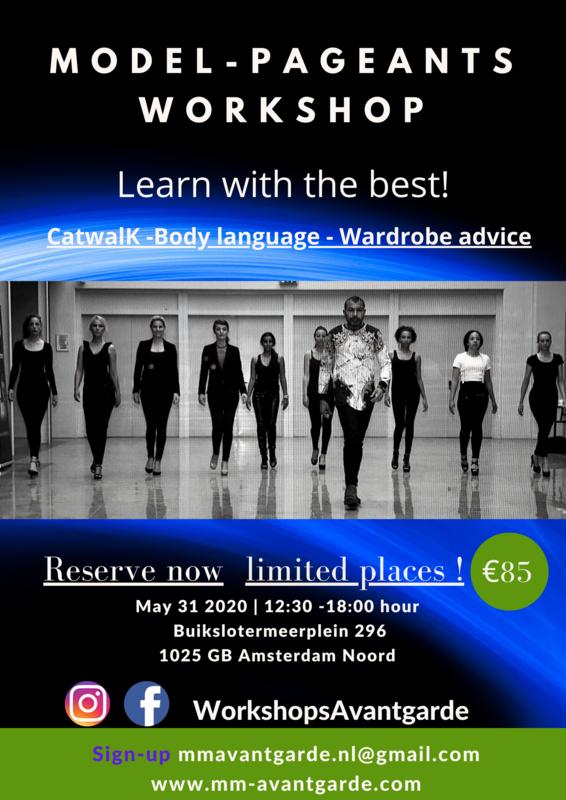 Model Pageants Workshops