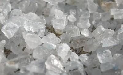 Karpatensteinsalz Brocken für Flüssigsole