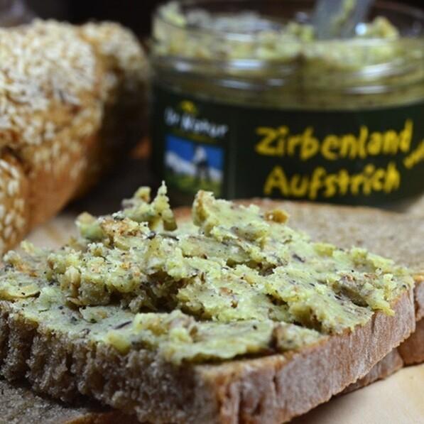 Zirbenland Aufstrich (vegan)