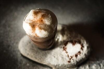 Bio Kakao mit Kokosblütenzucker