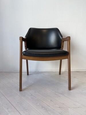 Sedia 814 ICO PARISI per CASSINA 1961