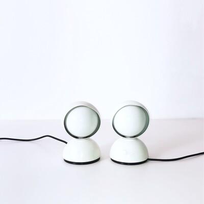 Eclisse lampada da tavolo Artemide Design Vico Magistretti