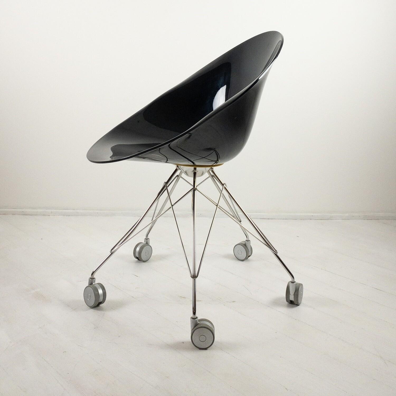 Sedia Eros di Kartell by Philippe Starck