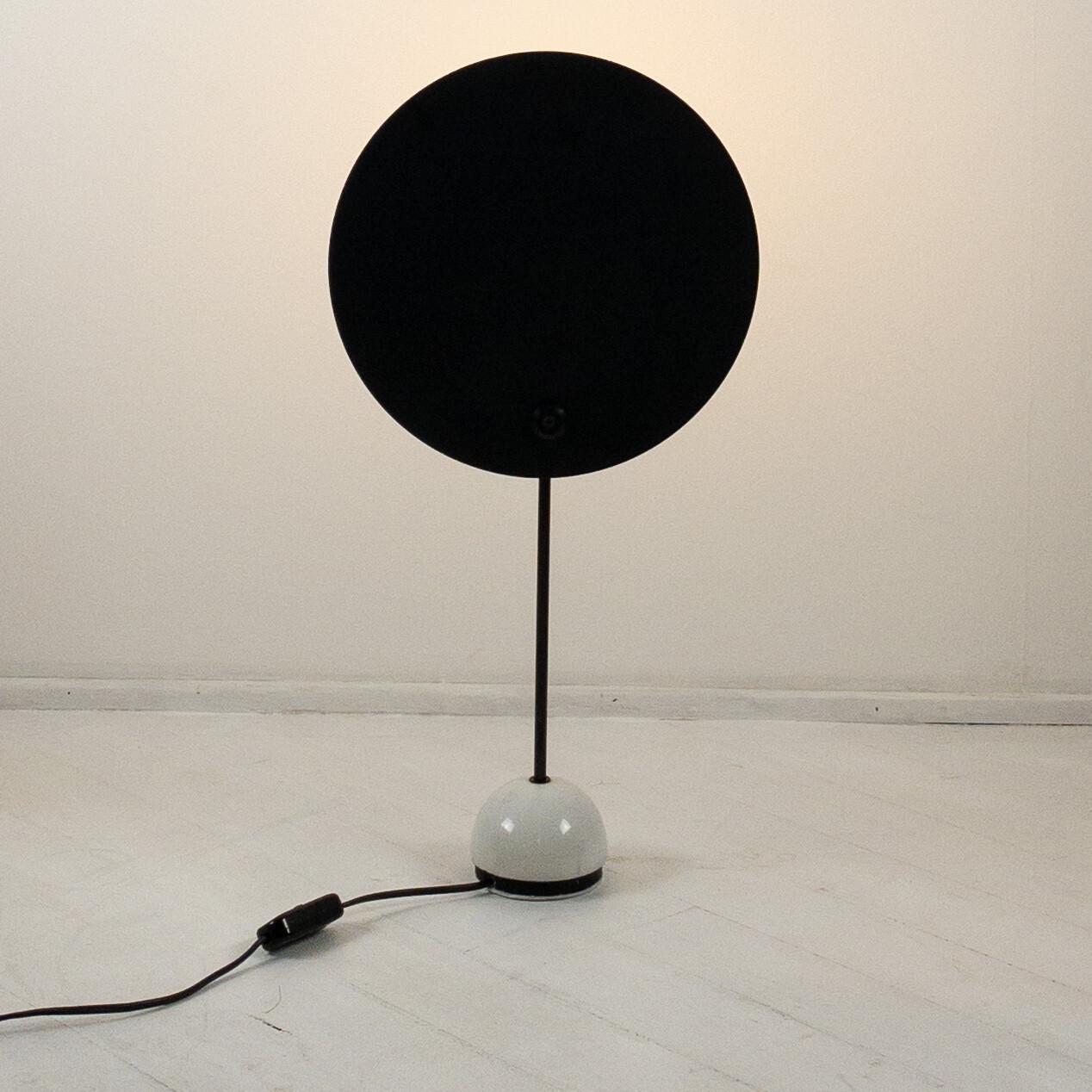 Kuta table lamp by Vico Magistretti 1980