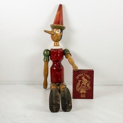 Pinocchio anni '60