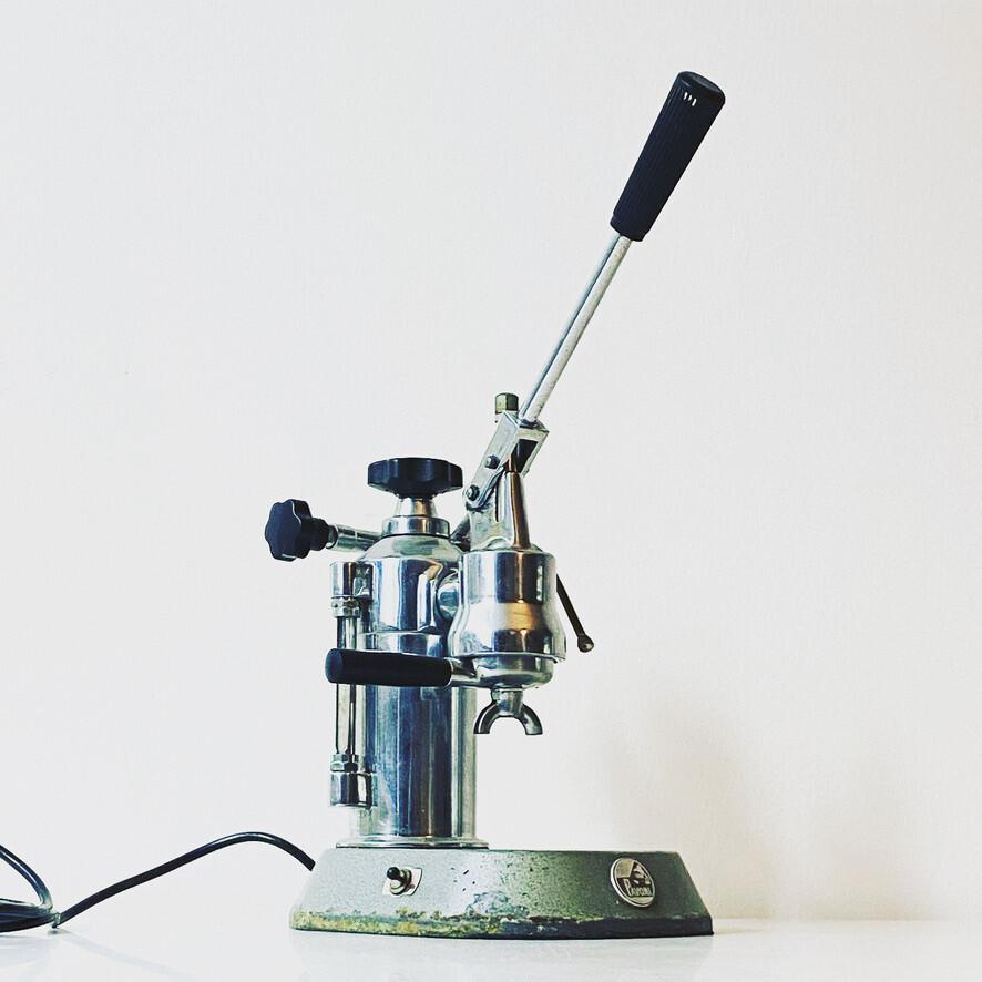 Europiccola Pavoni coffee machine