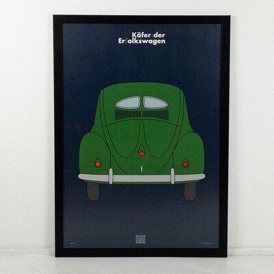 Volkswagen Beetle print