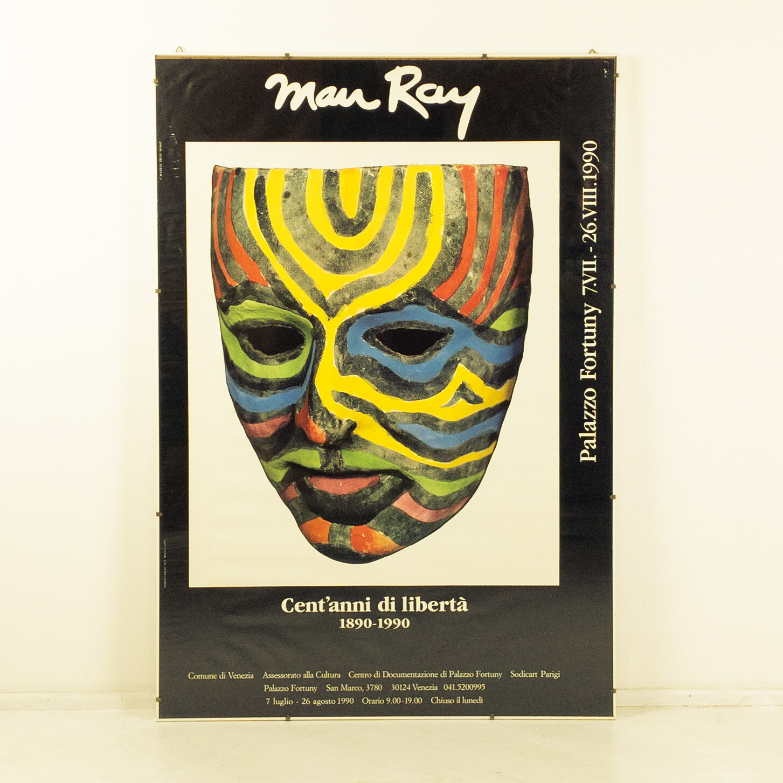Man Ray 90s print