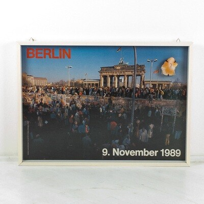 Photographic Press Berlin 9. November 1989