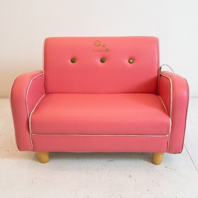Vintage sofa for children