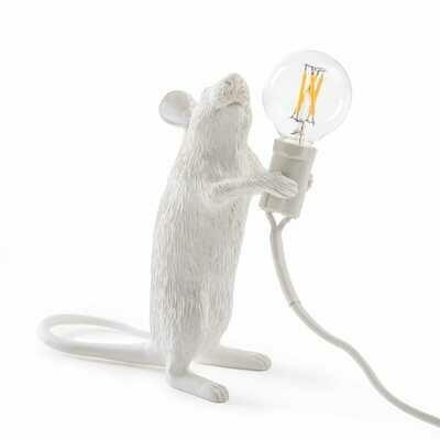 Seletti Lampada Mouse