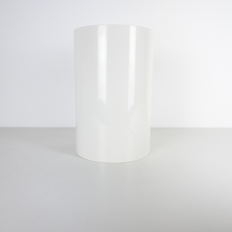 Kartell waste paper basket designer Gino Colombini 1966