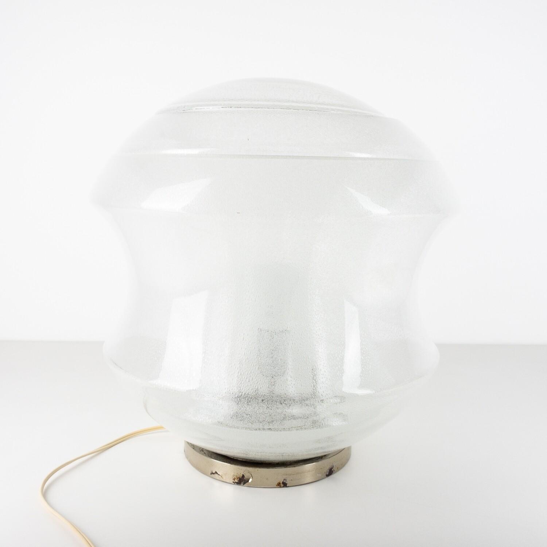 Mazzega table lamp Design Carlo Nason 1960