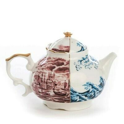 Seletti Smeraldina Hybrid Teapot